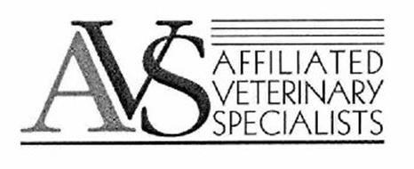 AVS AFFILIATED VETERINARY SPECIALISTS
