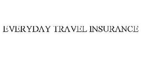 EVERYDAY TRAVEL INSURANCE