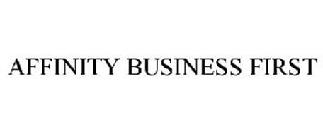 AFFINITY BUSINESS FIRST