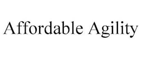 AFFORDABLE AGILITY