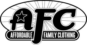 AFC AFFORDABLE FAMILY CLOTHING