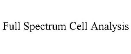 FULL SPECTRUM CELL ANALYSIS