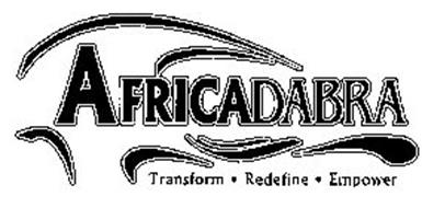 AFRICADABRA TRANSFORM · REDEFINE · EMPOWER