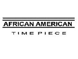AFRICAN AMERICAN TIME PIECE
