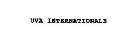 UVA INTERNATIONALE