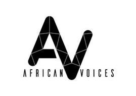 AV AFRICAN VOICES