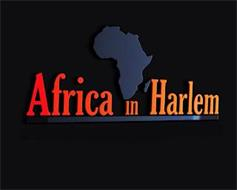 AFRICA IN HARLEM