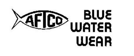 AFTCO BLUE WATER WEAR