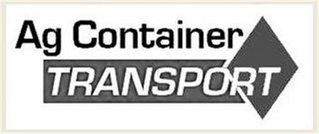 AG CONTAINER TRANSPORT