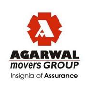 A AGARWAL MOVERS GROUP INSIGNIA OF ASSURANCE