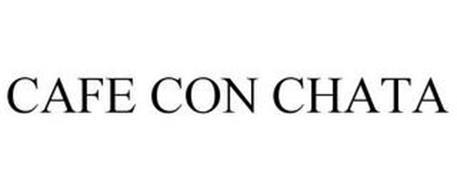 CAFE CON CHATA