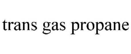 TRANS GAS PROPANE