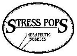 STRESS POPS THERAPEUTIC BUBBLES