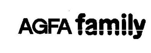 AGFA FAMILY