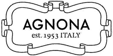 AGNONA EST. 1953 ITALY