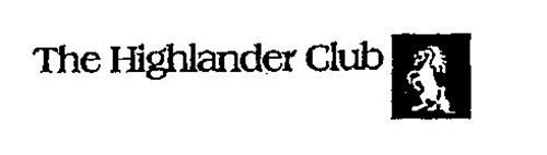 THE HIGHLANDER CLUB