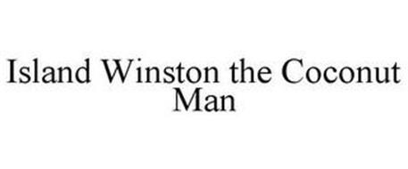 ISLAND WINSTON THE COCONUT MAN