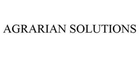 AGRARIAN SOLUTIONS