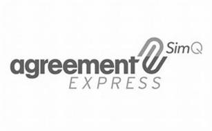 AGREEMENT EXPRESS SIMQ