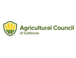 AGRICULTURAL COUNCIL OF CALIFORNIA