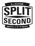 LOG SPLIT SECOND SPLITTER
