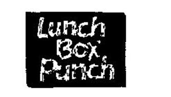 LUNCH BOX PUNCH