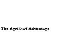 THE AGRITURF ADVANTAGE