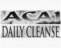 AÇAI DAILY CLEANSE