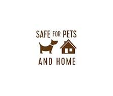 SAFE FOR PETS AND HOME