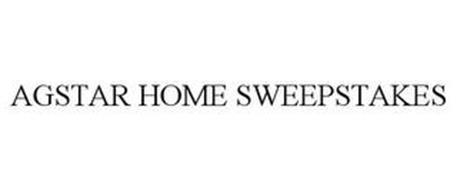 AGSTAR HOME SWEEPSTAKES