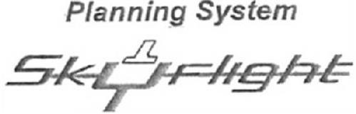 PLANNING SYSTEM SKYFLIGHT