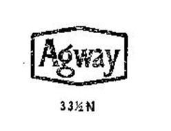 AGWAY 33.1/2N