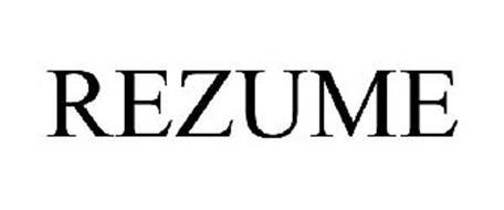 REZUME