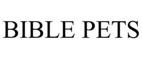 BIBLE PETS