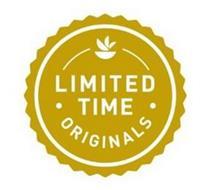 LIMITED · TIME · ORIGINALS