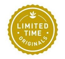 LIMITED · TIME · ORIGINALS