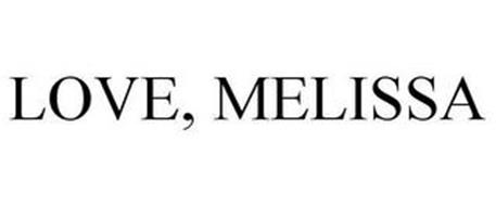 LOVE, MELISSA