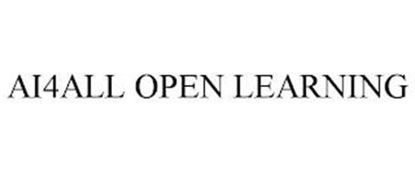 AI4ALL OPEN LEARNING