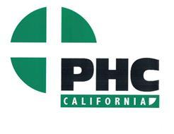 PHC CALIFORNIA