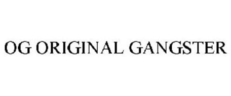 ORIGINAL GANGSTER OG Trademark of AIKO IMPORTERS, INC ...