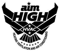 AIM HIGH HVAC HEATING VENTILATION AIR CONDITIONING