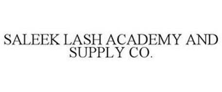 SALEEK LASH ACADEMY AND SUPPLY CO.