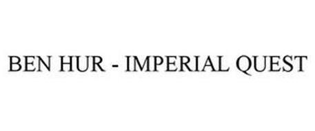 BEN HUR - IMPERIAL QUEST