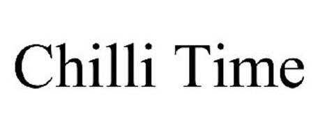 CHILLI TIME
