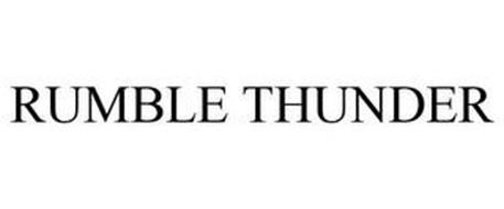 RUMBLE THUNDER