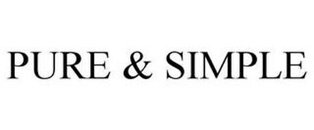 PURE & SIMPLE