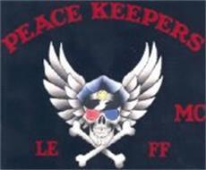 PEACE KEEPERS MC LE FF