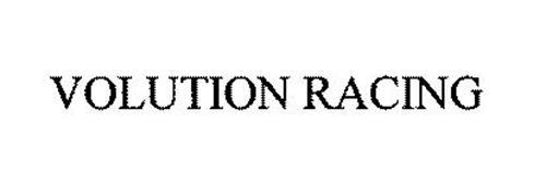 VOLUTION RACING