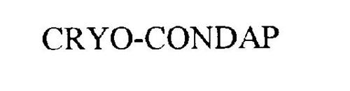 CRYO-CONDAP