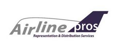 AIRLINE PROS REPRESENTATION & DISTRIBUTION SERVICES